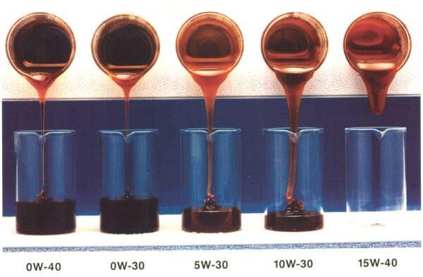 test olej